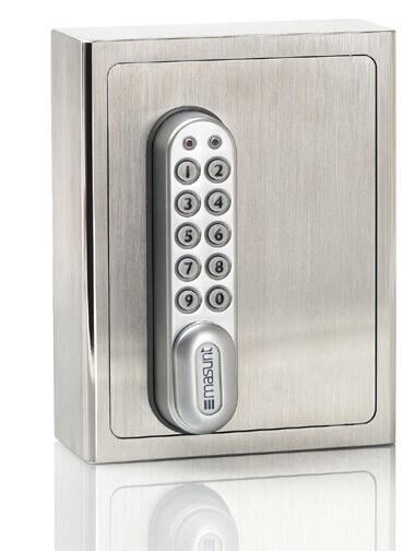 masunt Schlüsselsafe für sichere Schlüsselübergabe an Gäste